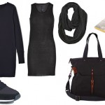 Casual graviditets-outfit