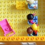Rekonstruktion af Annas barnedåb