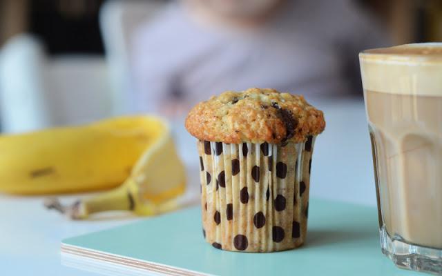 Ynglings bananmuffins