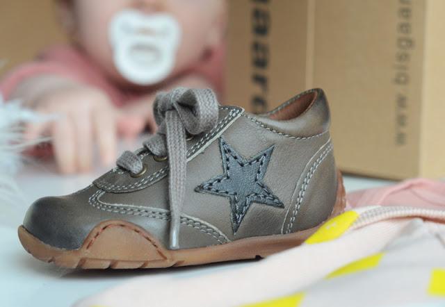 De første sko