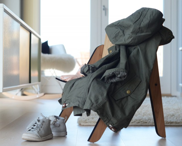H&amp;M parka kup