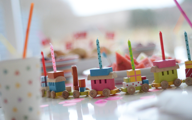fødselsdagstog