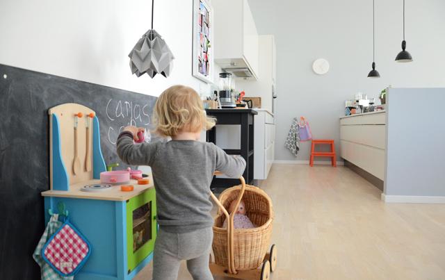 Legekøkken-i-køkkenet