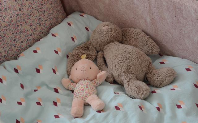 Harlekin sengetøj
