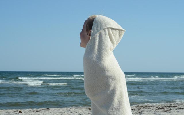Ecotton-blødt-økologisk-børnehåndklæde