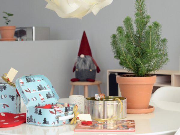 Julemus og kalendergaver