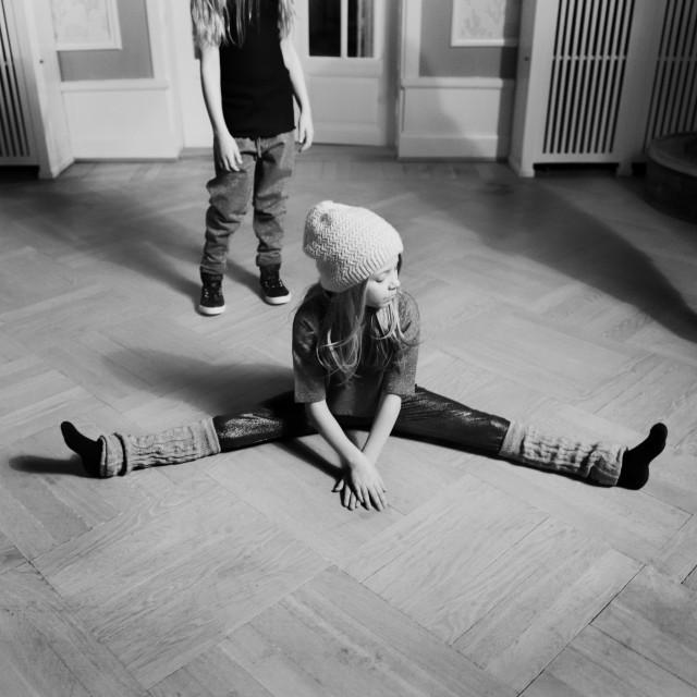 Petit AW13 Dance