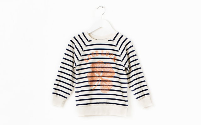 Ganni-børne-sweatshirt